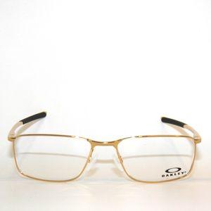 07aa8a383d Oakley Accessories - Oakley Socket 5.0 3217-05 55 Gold Eyeglasses